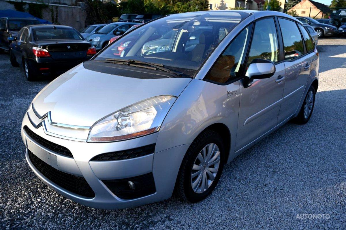 Citroën C4 Picasso, 2009 - celkový pohled
