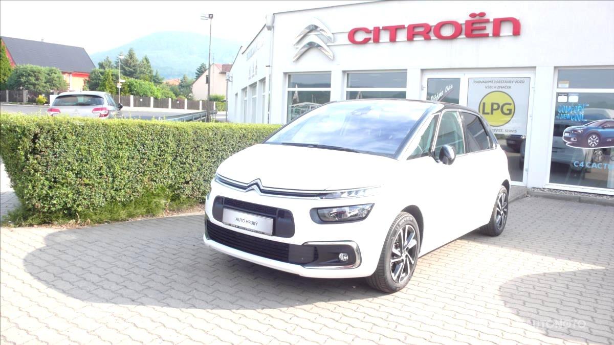 Citroën C4 SpaceTourer, 2018 - celkový pohled