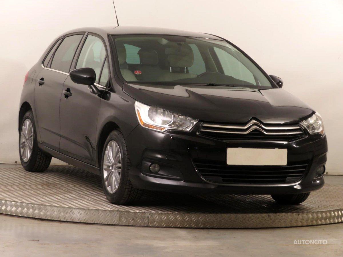 Citroën C4, 2012 - celkový pohled