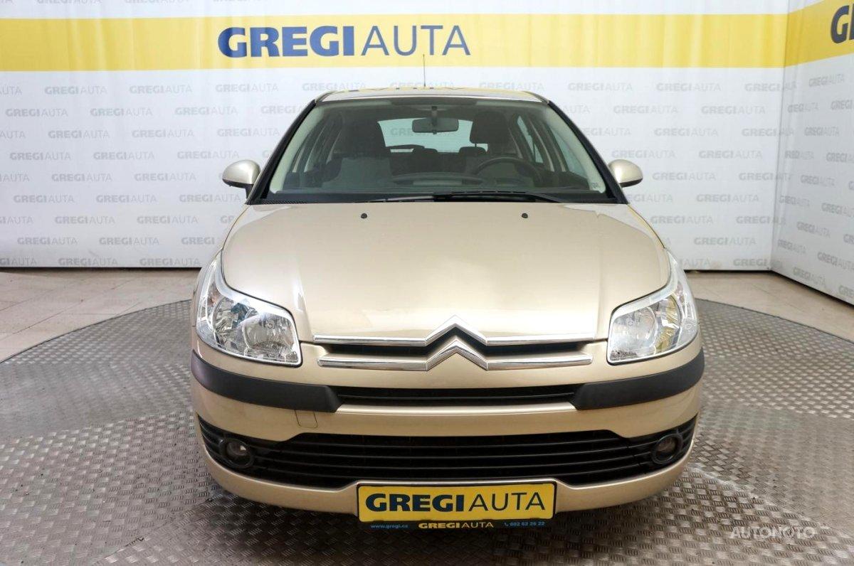 Citroën C4, 2007 - celkový pohled
