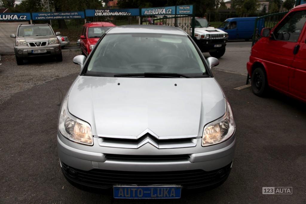 Citroën C4, 2009 - celkový pohled