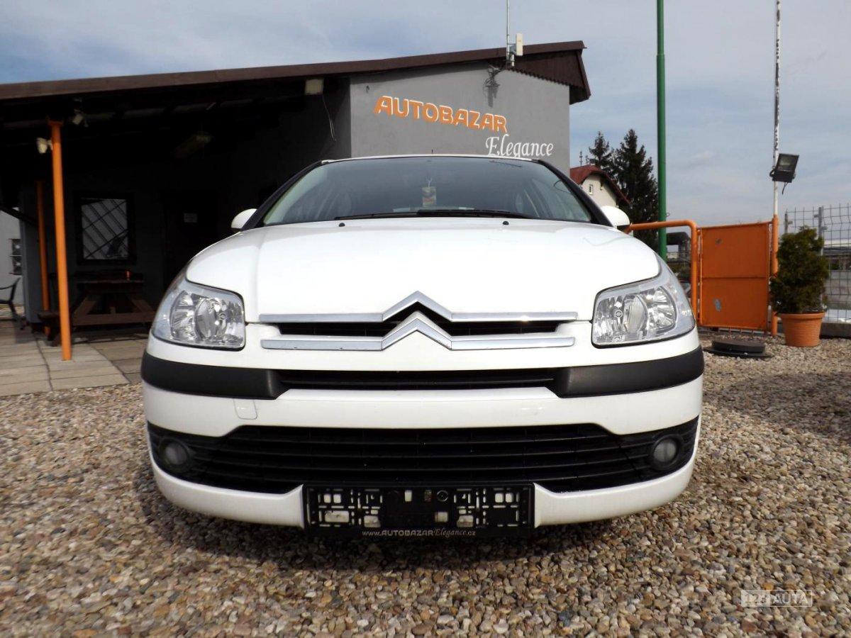 Citroën C4, 2005 - celkový pohled