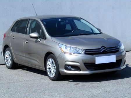 Citroën C4, 2012