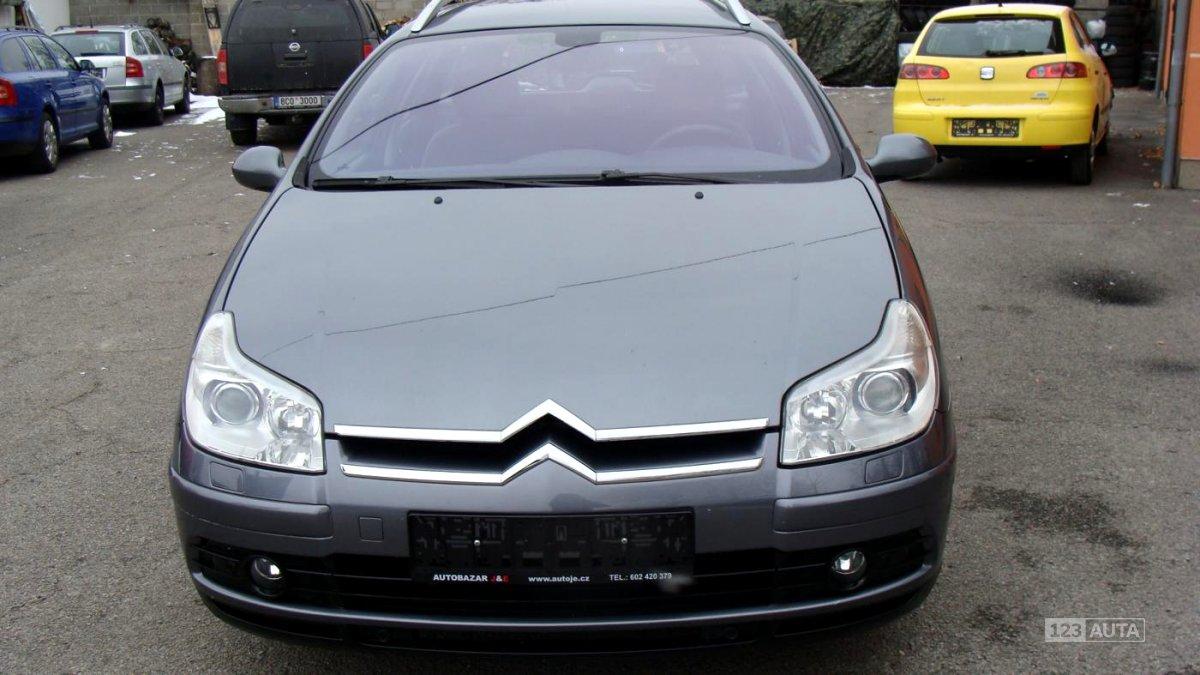 Citroën C5, 2005 - celkový pohled