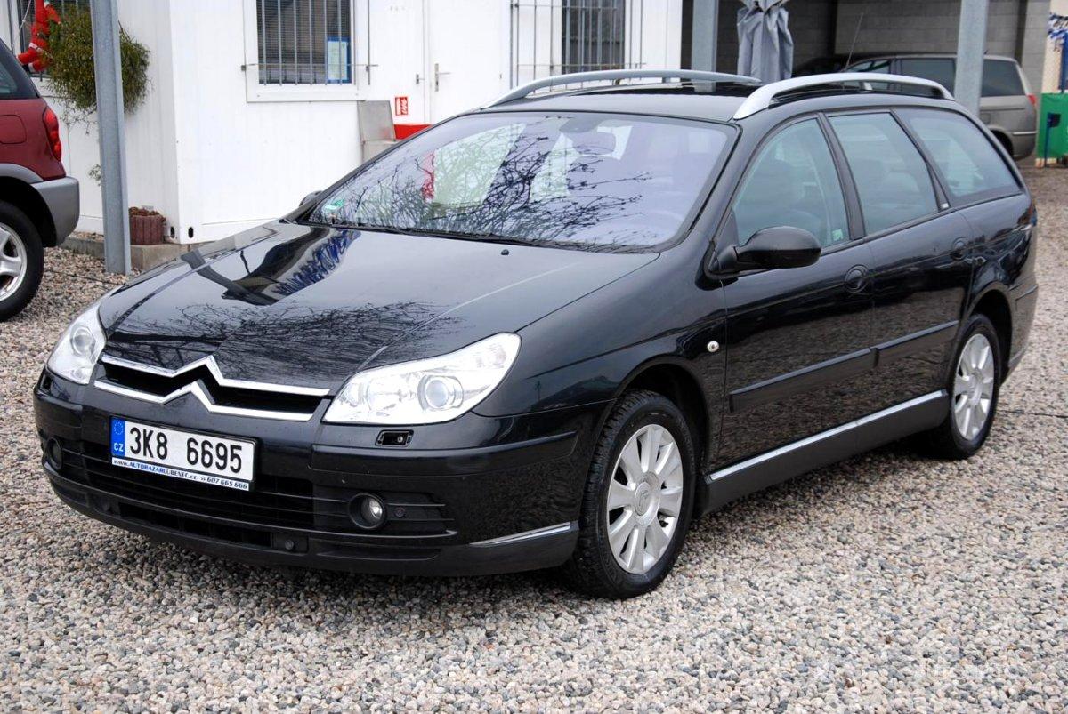 Citroën C5, 2006 - celkový pohled