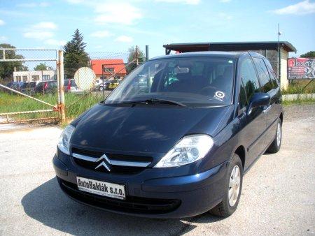 Citroën C8, 2004