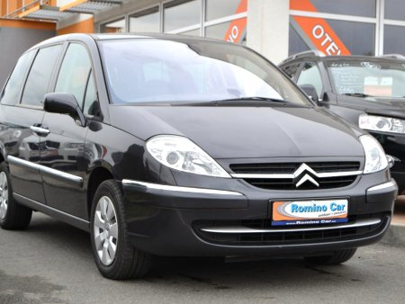 Citroën C8, 2008