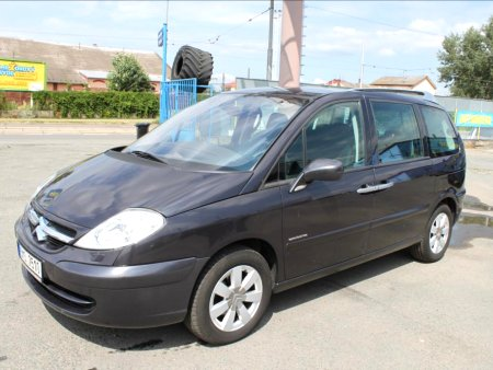 Citroën C8, 2005