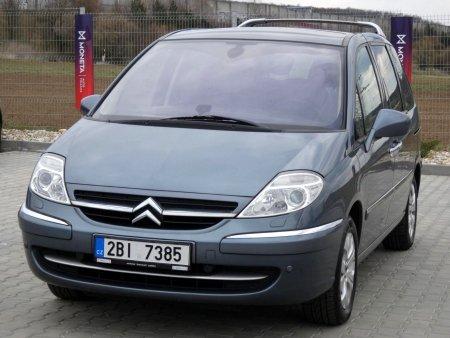 Citroën C8, 2012