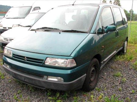 Citroën Évasion, 1997
