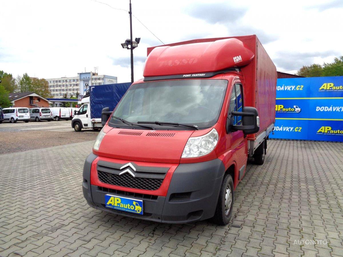 Citroën Jumper, 2012 - celkový pohled