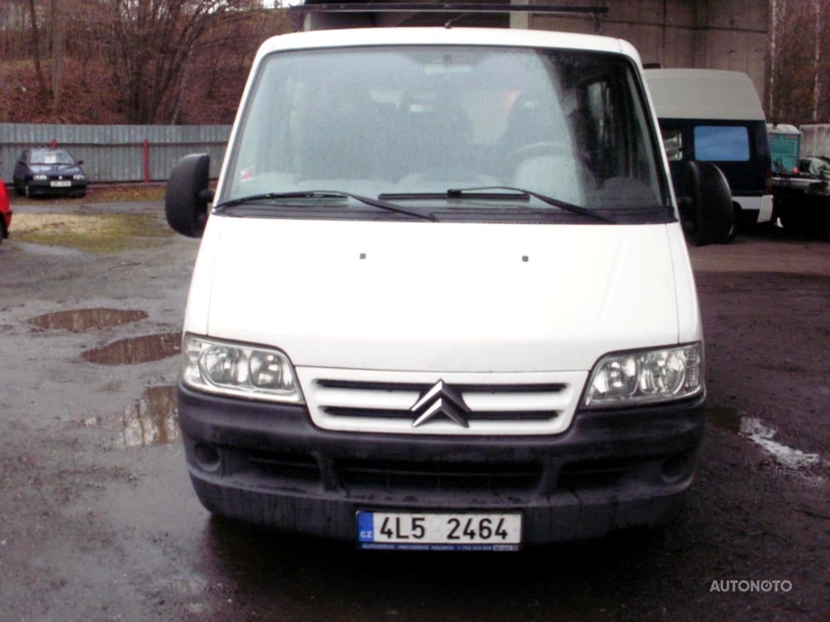 Citroën Jumper, 2006 - celkový pohled
