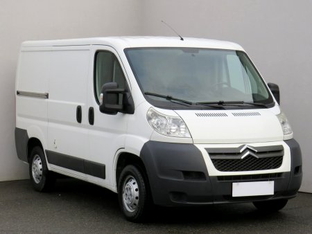 Citroën Jumper, 2013