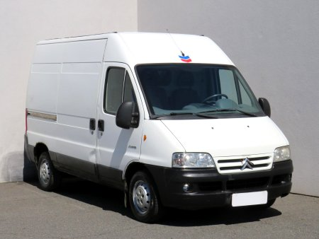 Citroën Jumper, 2003