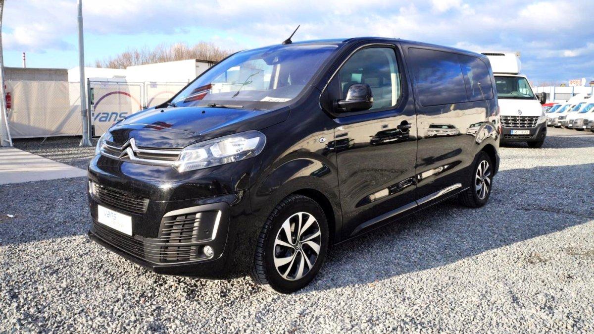Citroën Jumpy, 2018 - celkový pohled