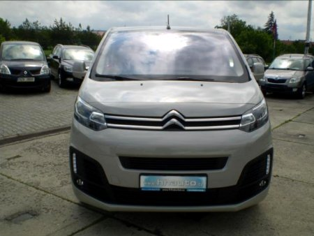 Citroën Jumpy, 2016