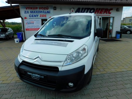 Citroën Jumpy, 2011