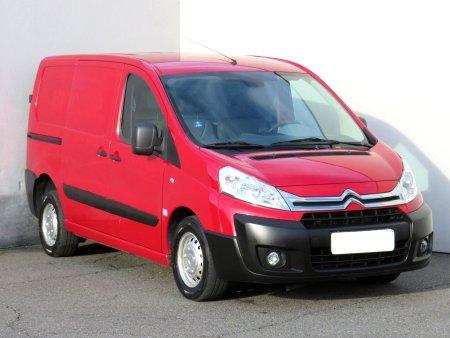 Citroën Jumpy, 2012