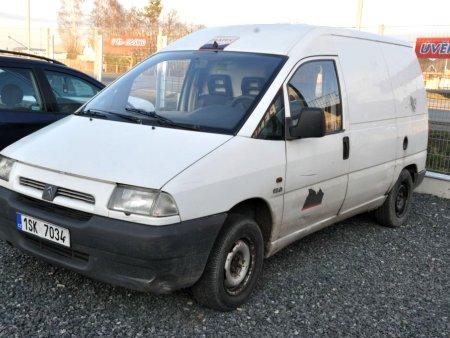 Citroën Jumpy, 1996