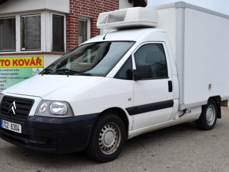 Citroën Jumpy, 2007