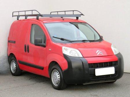 Citroën Nemo, 2008