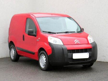 Citroën Nemo, 2010