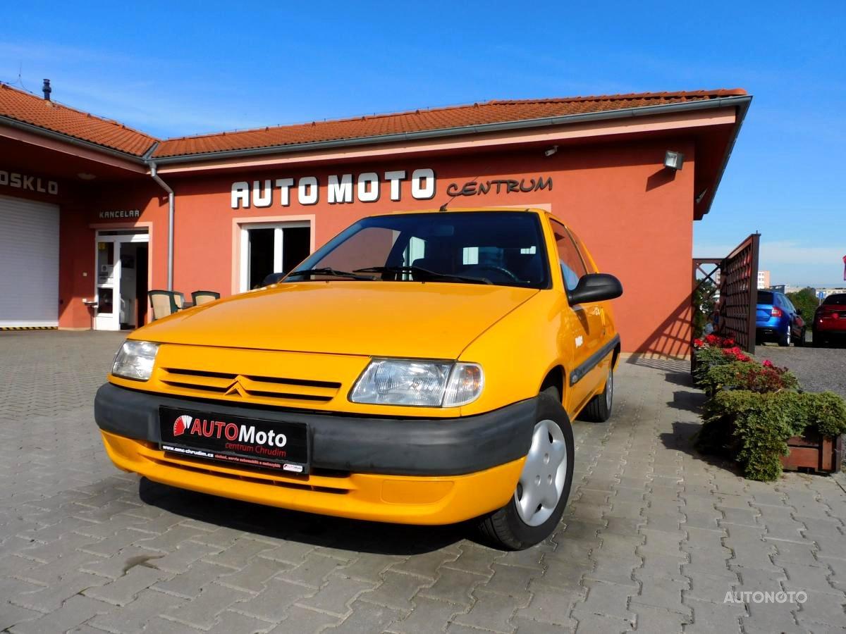 Citroën Saxo, 1998 - celkový pohled