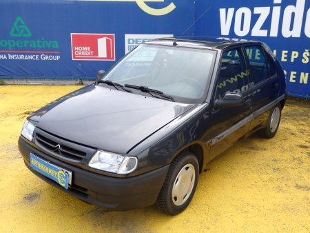Citroën Saxo, 1997