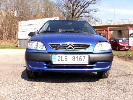 Citroën Saxo, 2001