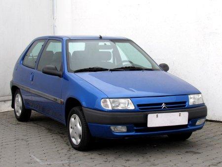 Citroën Saxo, 1998