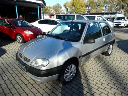Citroën Saxo, 2003