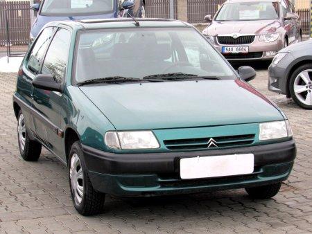 Citroën Saxo, 1996
