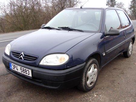 Citroën Saxo, 2000