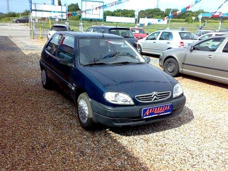 Citroën Saxo, 2002
