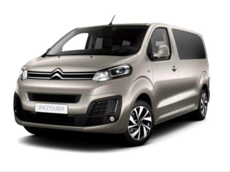 Citroën SpaceTourer, 2018