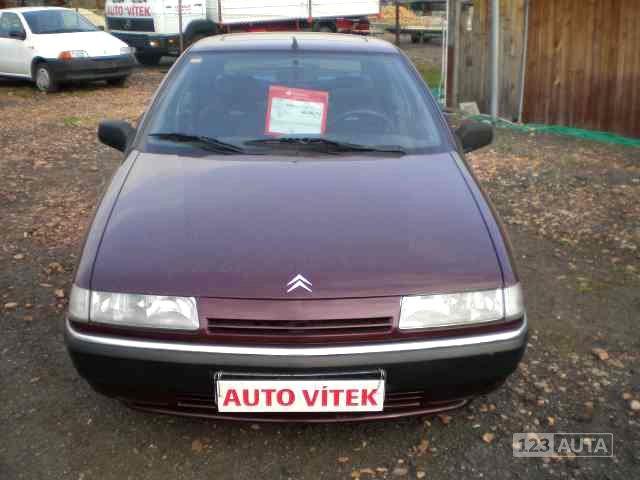 Citroën Xantia, 1994 - celkový pohled