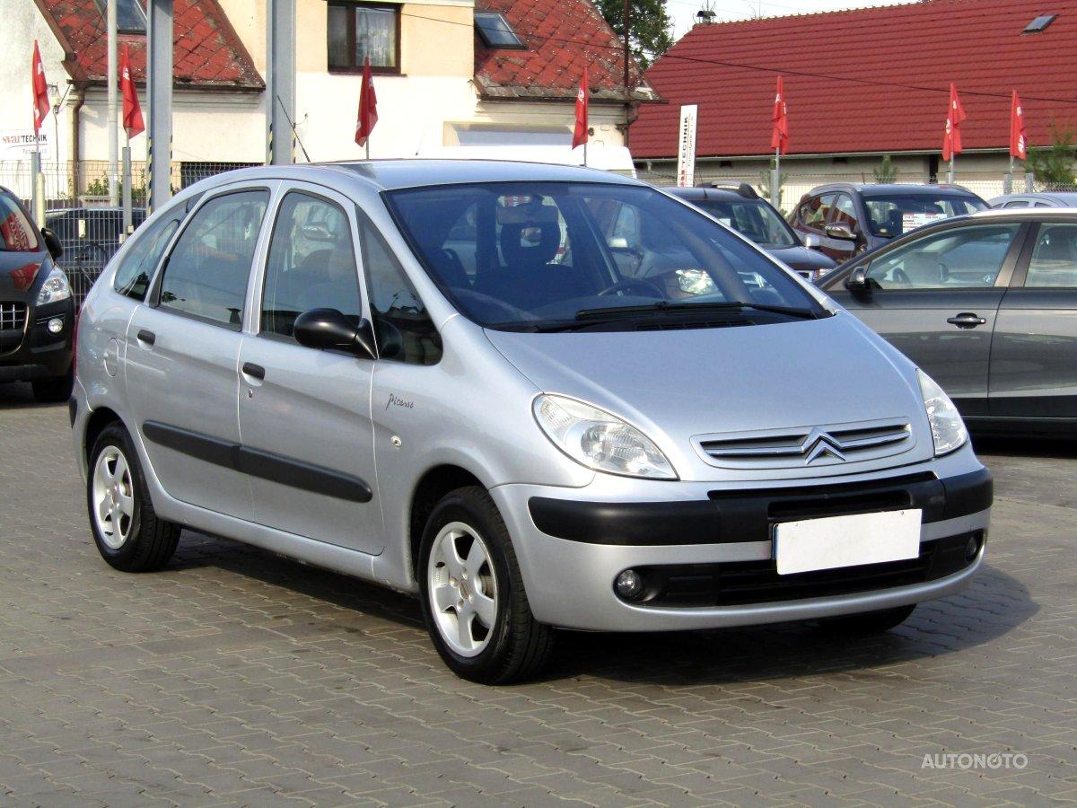 Citroën Xsara Picasso, 2006 - celkový pohled