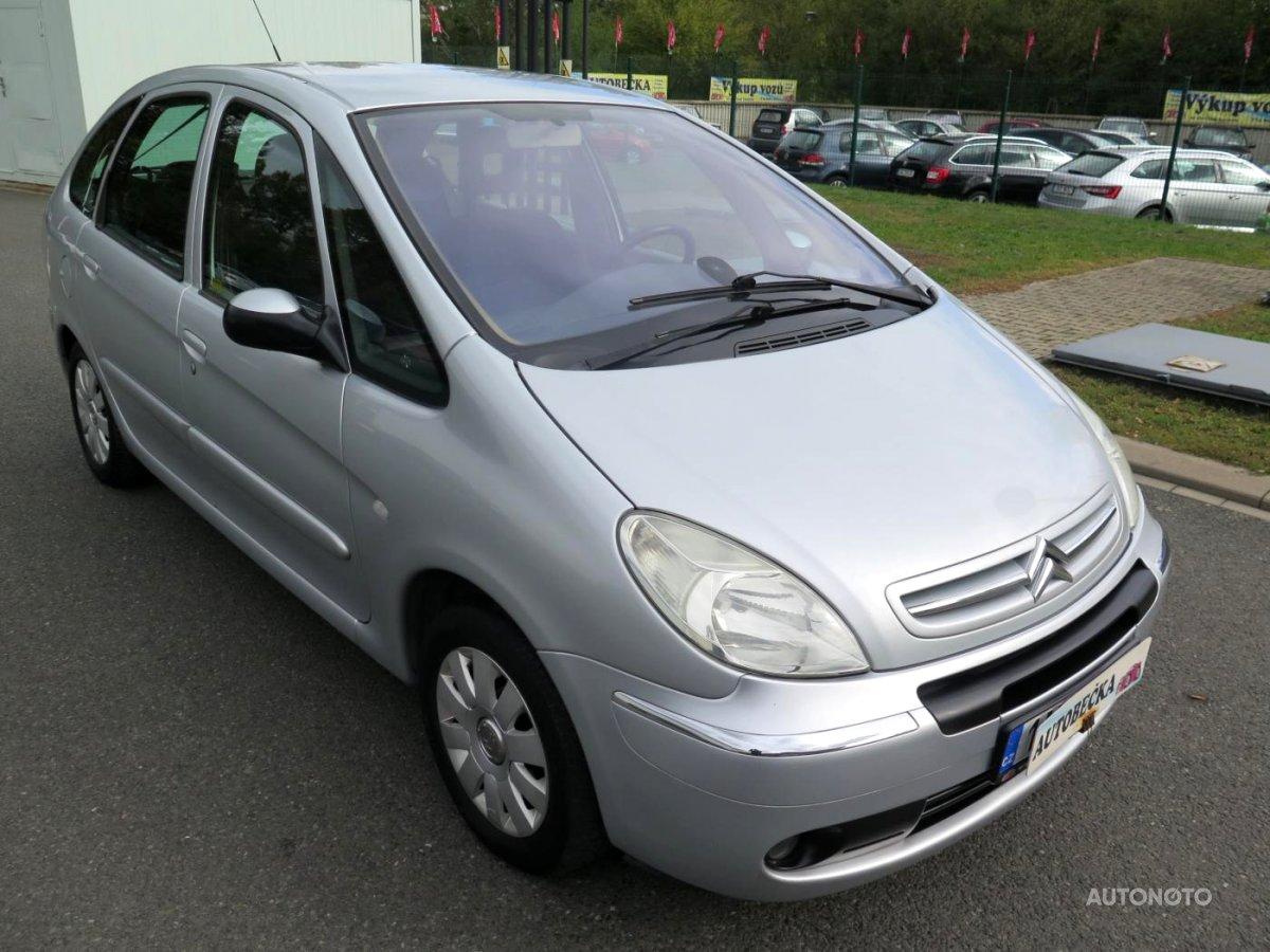 Citroën Xsara Picasso, 2004 - celkový pohled
