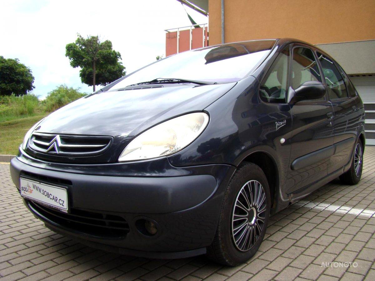 Citroën Xsara Picasso, 0 - celkový pohled