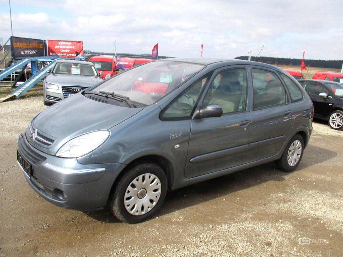 Citroën Xsara Picasso, 2007 - celkový pohled