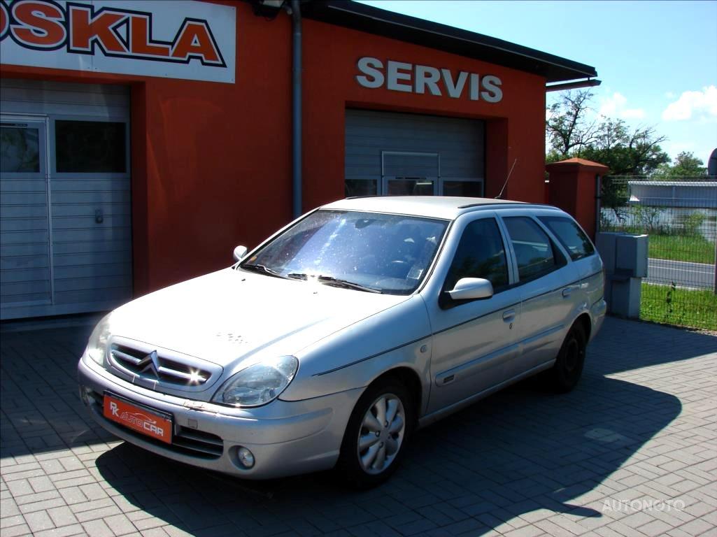 Citroën Xsara, 2004 - celkový pohled