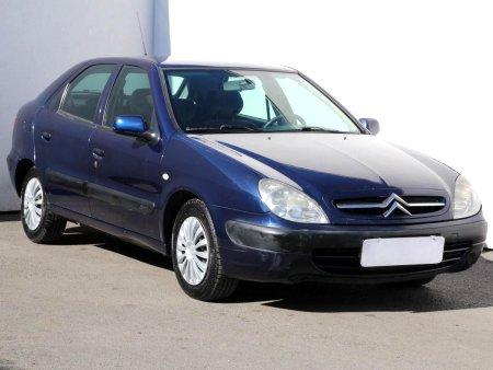 Citroën Xsara, 2002