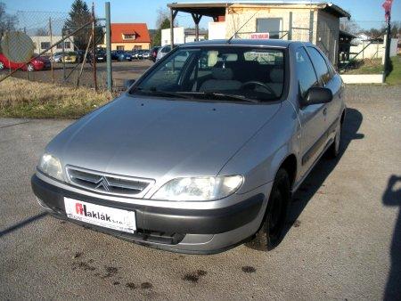 Citroën Xsara, 1999