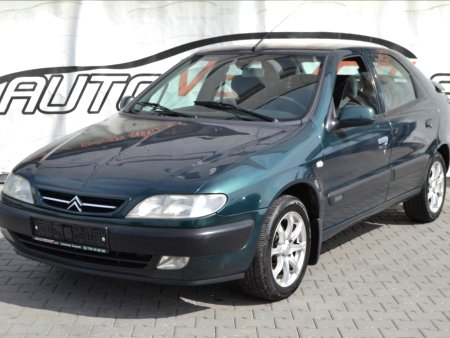 Citroën Xsara, 1997