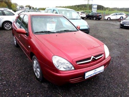 Citroën Xsara, 2003