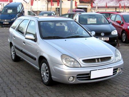Citroën Xsara, 2004