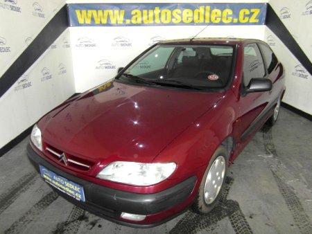 Citroën Xsara, 1998