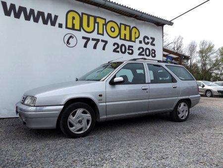 Citroën ZX, 1997