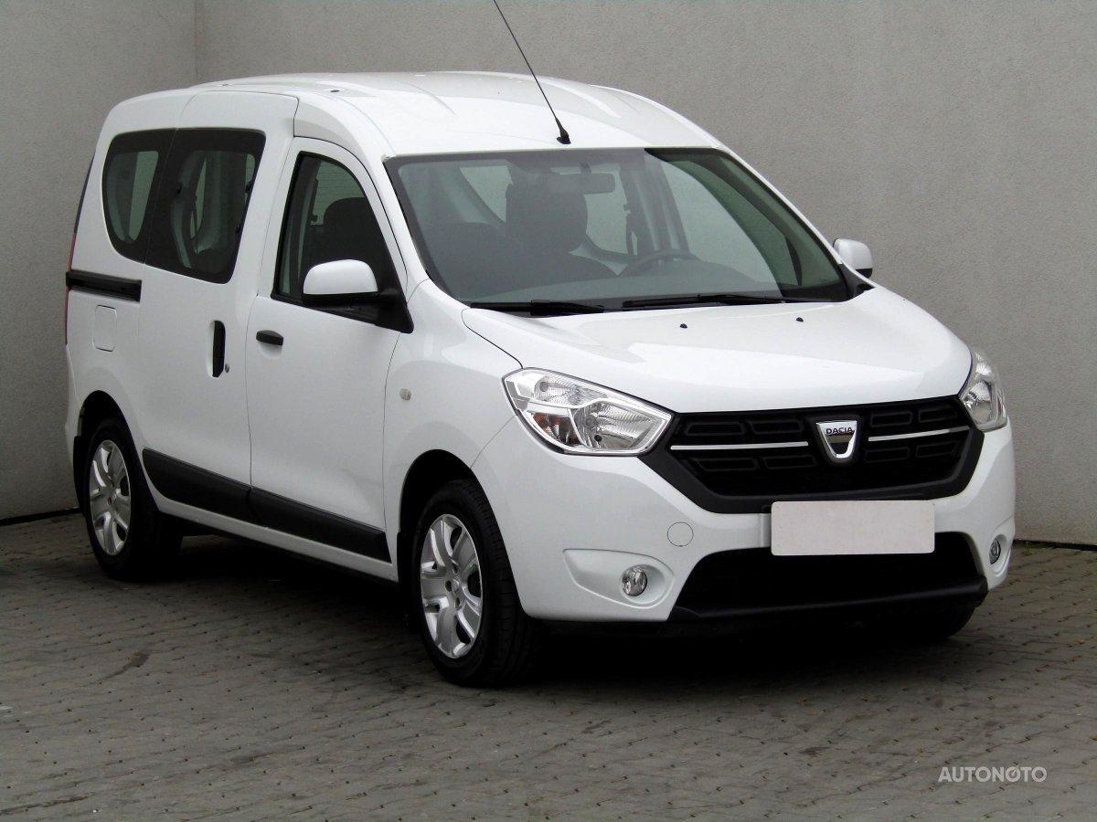 Dacia Dokker, 2017 - celkový pohled