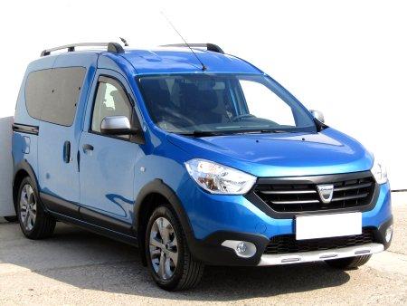 Dacia Dokker, 2016
